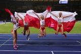 POLKI WICEMISTRZYNIAMI ŚWIATA! Rekord Polski! Srebro sztafety 4x400m kobiet! Mistrzostwa świata w lekkoatletyce (VIDEO, CAŁY BIEG)