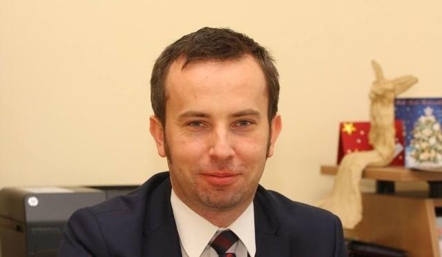 Przemówienie noworoczne wygłosił przewodniczący TSKN Rafał Bartek