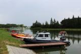 Tragiczny wypadek nad wodą. 38-letni mężczyzna utopił się w Zalewie Bachmaty w Dubiczach Cerkiewnych (zdjęcia)