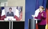 Pomysł Merkel i Macron: Unijny budżet naprawczy w dobie epidemii w wysokości 500 mld euro