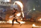 Hongkong: Pada ostatni bastion studentów. W kampusie politechniki pozostała tylko setka demonstrantów