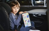 Tablet jak cegła – kampania informacyjna Volvo Car Warszawa