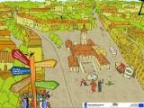 Białostocki szlak esperanto i wielu kultur dla niewidomych