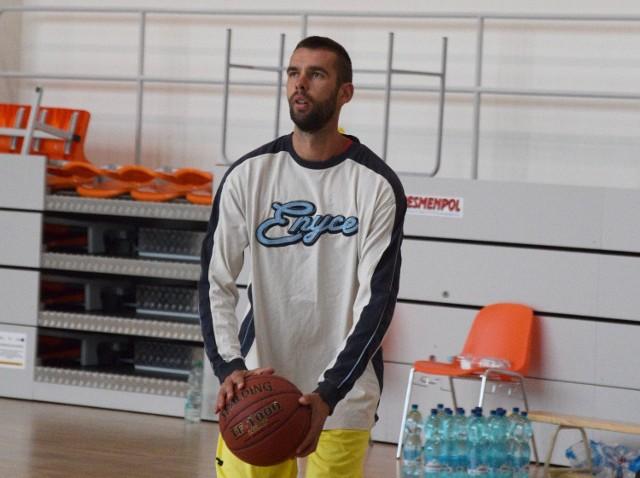 Kielczanin Łukasz Fąfara jest przymierzany do gry w barwach AZS UJK Kielce.
