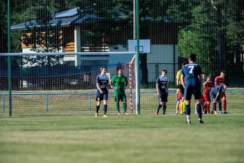 KS Wasilków na koniec sezonu przegrał 0:1 z Wikielcem