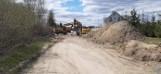 Grajewo: Rozpoczęły się prace drogowe na ul. Elektrycznej w Grajewie w ramach dofinansowania z Funduszu Dróg Samorządowych (zdjęcia)