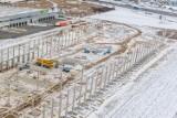 W Plewiskach budują zakład chemiczny japońskiego koncernu Sumika Polymer Compounds