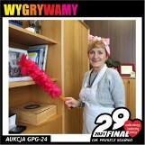 Wójt gminy Pruszcz Gdański wystawia na WOŚP... usługę sprzątania domu. Zobacz też inne ciekawe aukcje!