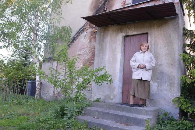 Alina Raczyńska nie wyobraża sobie dalszego życia w otoczeniu tirów