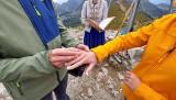Tatry. Wyjątkowe wydarzenie na Kasprowym Wierchu. Wzięli ślub na szczycie
