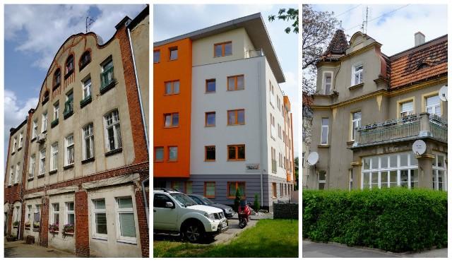 T. Czyżyk od 1986 r.  mieszkał przy ul. Towarowej (po lewej). Na przełomie 2012/2013 przeprowadził się do mieszkania Kaczmarka w bloku przy ul. Piątkowskiej (w środku). W zamian za własność tego lokalu, w 2014 roku  dał mu  parter willi miejskiej przy ul. Krasińskiego (po prawej)