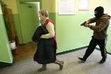Terrorysta w szkole! [zdjęcia, FILM]