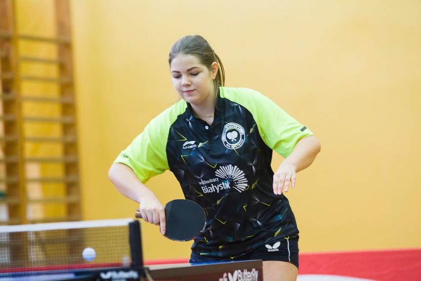 Julia Szymczak błysnęła w reprezentacji Polski na mistrzostwach Europy juniorek w Portugalii