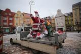 Gwiazdor odjechał z centrum Chojnic [zdjęcia]