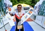 Na Kociewiu król triathlonu jest tylko jeden. To Tomasz Spaleniak, który wygrał po raz piąty zawody z cyklu Lotto Triathlon Energy