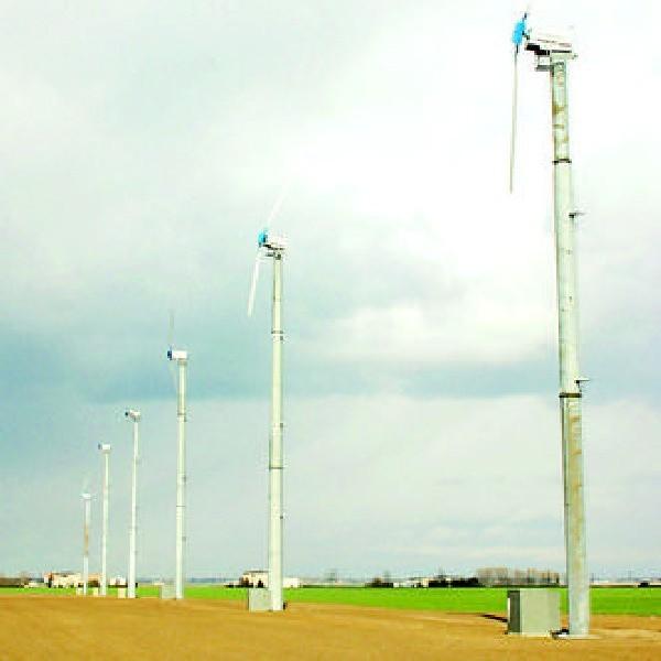 W naszym regionie elektrownie wiatrowe pracują już w okolicach Inowrocławia i Pakości