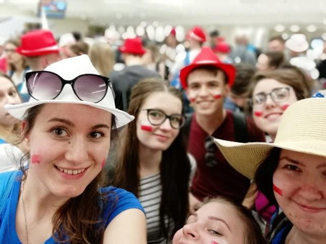 Młodzież z diecezji sandomierskiej jest już w Panamie. Czeka na Światowe Dni Młodzieży.