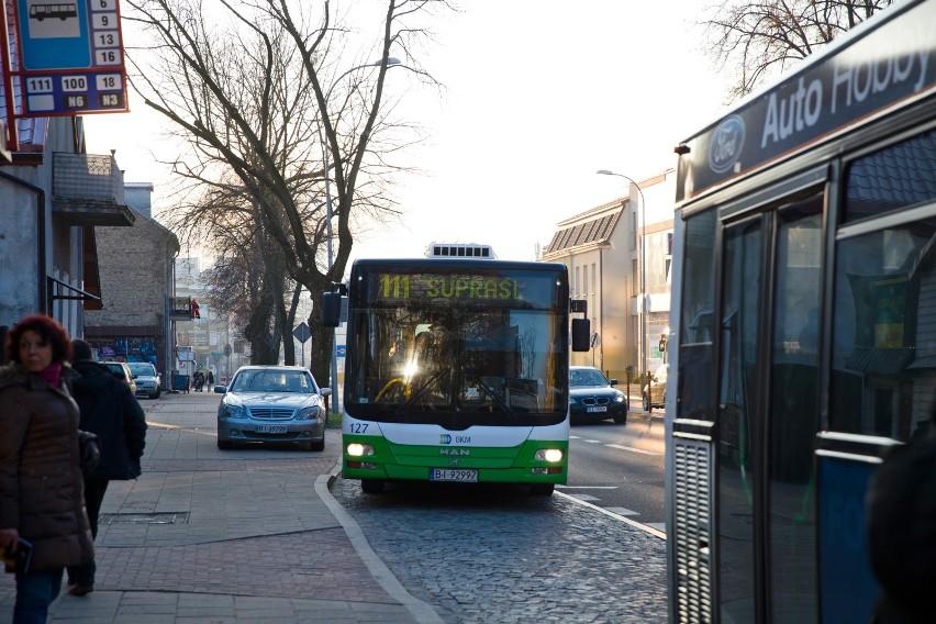 Kto jeździ autobusami, ten wie. Problem jest dotkliwy...