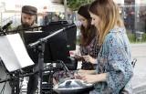 Koncert muzyki etnicznej z zespołem Michalove na Rynku w Grudziądzu [zdjęcia]