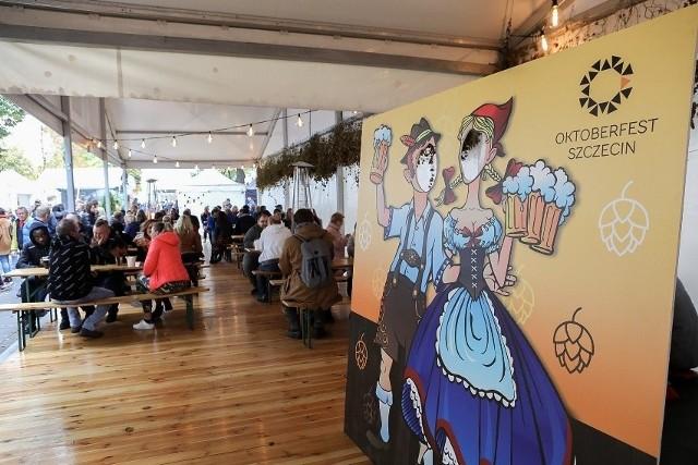 Zdjęcia z poprzedniej edycji szczecińskiego Oktoberfestu