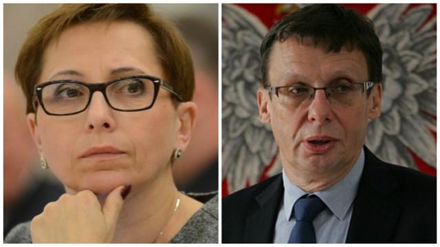 Krystyna Sibińska (PO) i Marek Ast (PiS) komentują bieżące wydarzenia w Sejmie i w kraju.