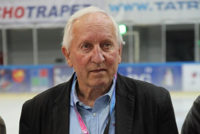 Walenty Ziętara to legenda polskiego hokeja