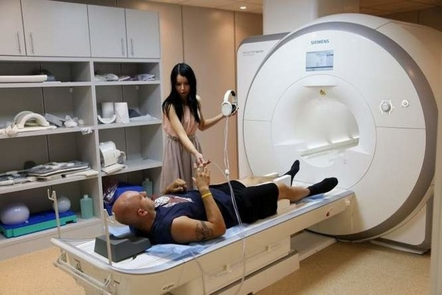 Nowoczesne badania wykonywane są m.in. na najnowocześniejszym rezonansie magnetycznym.