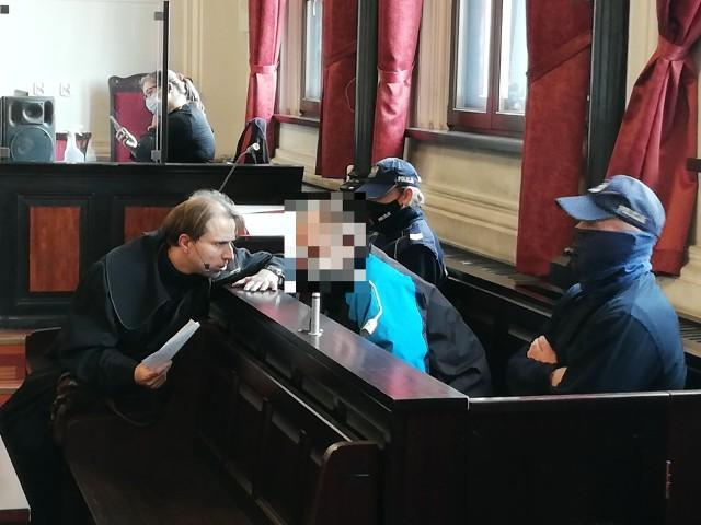 Arturowi M. grozi nawet kara dożywotniego pozbawienia wolności za zabójstwo, którego dopuścił się w kwietniu 2020 roku
