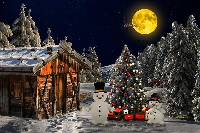 Przepiękne życzenia świąteczne Na Boże Narodzenie 2019