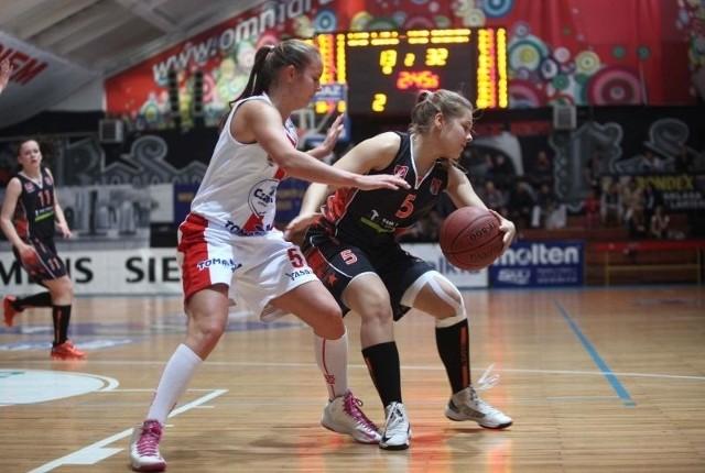 Przed nami kolejne derbowe starcie ŁKS SMS i Basketu Aleksandrów Łódzki