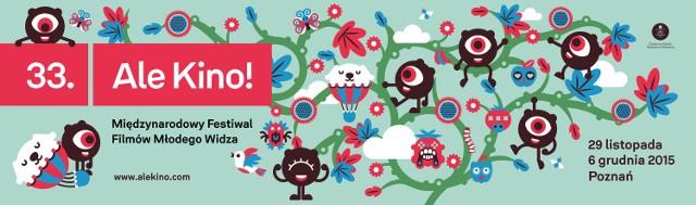 """Międzynarodowy Festiwal Filmów Młodego Widza """"Ale Kino"""" to jedna z najważniejszych imprez filmowych dla dzieci i młodzieży w Europie"""