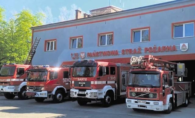 Wieliccy strażacy czekają na nową siedzibę od 10 lat. Obecne lokum ratowników jest w złym stanie i lokalizacji