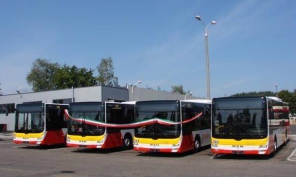 Nowe autobusy będą jeździć w barwach miasta