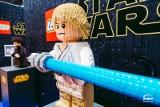 Bielsko-Biała. Wystawa w Galerii Sfera na Dzień Dziecka. Luke Skywalker, Mistrz Yoda i inni bohaterowie Star Wars na wyciągnięcie ręki