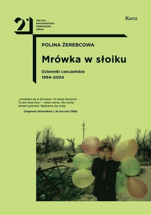 """""""Mrówka w słoiku"""" Polina Żerebcowa"""