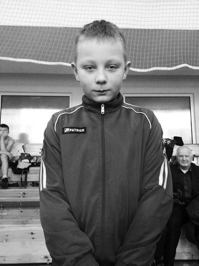 Przed tygodniem w Pogotowiu Opiekuńczym w Gdańsku zginął 12-letni Marek (zdjęcie publikujemy za zgodą mamy chłopca)