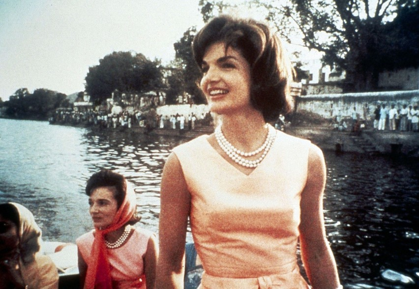 Jacqueline Kennedy, pierwsza dama Ameryki, ikona mody,...