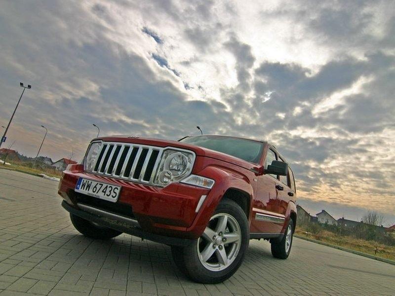 Redakcyjny test Jeepa Cherokee
