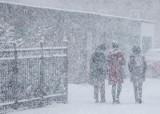 Ostrzeżenie meteo: intensywne opady śniegu na Dolnym Śląsku. Może spaść nawet 30 cm