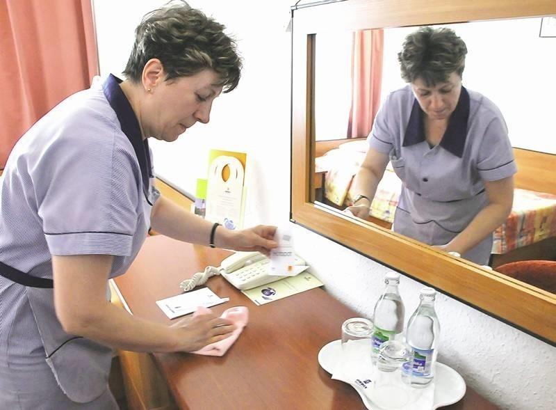 Krystyna Sergun w Polanie pracuje od 33 lat, to dzięki niej i jej koleżankom hotelowe pokoje wciąż wyglądają jak z reklamówki