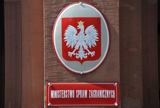 Ministerstwo Spraw Zagranicznych odpowiada na krytykę opinii międzynarodowej ws. głosowania korespondencyjnego. Wawrzyk: Podwójne standardy