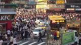 Pokemon Go. Tajwan. Pojawienie się Snorlaxa wywołało popłoch (wideo)