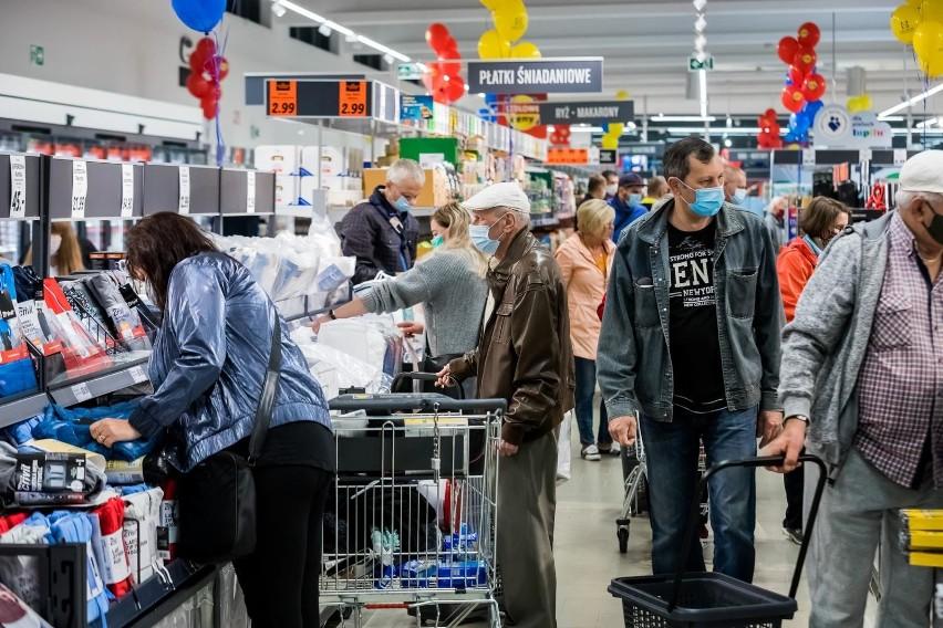 Promocje w supermarketach to coś, co wszyscy lubimy....