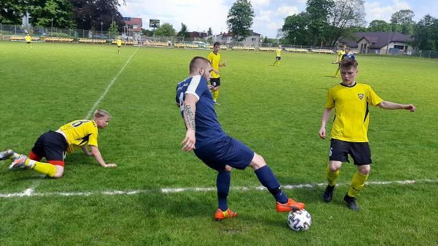 Błękitni wygrali z Piliczanką