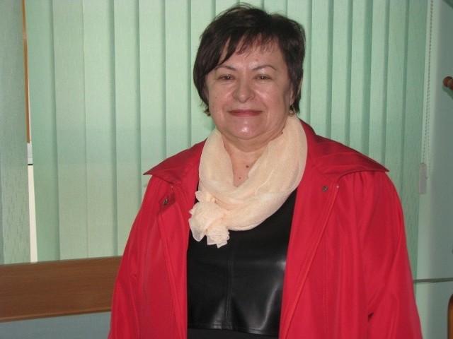 Maria Żmija-Glombik