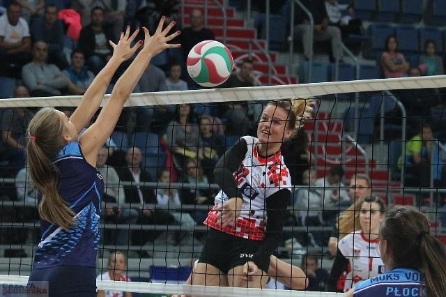 Mecz WTS Włocławek - Volley Płock  RELACJA Z MECZU, WYNIKI 3. KOLEJKI, TABELA - TUTAJ