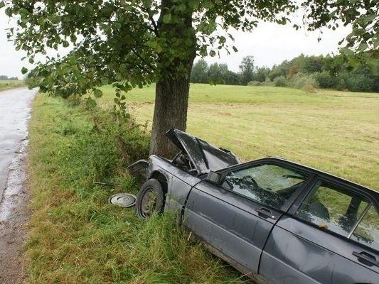 Do wypadku doszło wczoraj