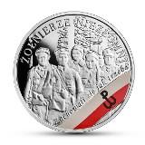 Srebrne monety z żołnierzami wyklętymi. NBP upamiętnia niezłomnych (ZDJĘCIA)