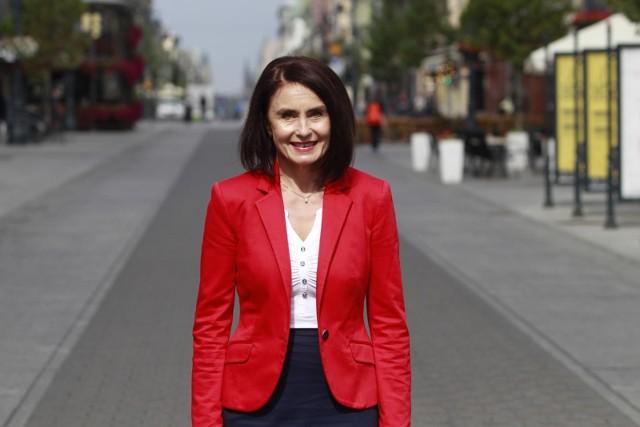 Agnieszka Wojciechowska van Heukelom, pełnomocnik komitetu referendalnego