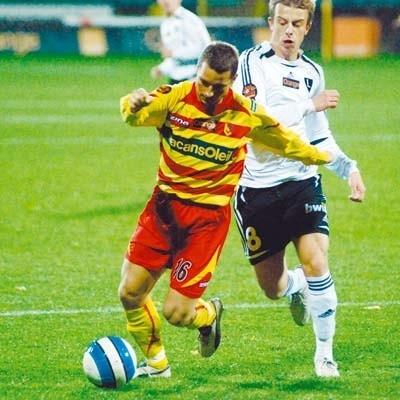 Jaga w niedzielę zagra z Legią w lidze, potem spotka się z nią w Pucharze Ekstraklasy